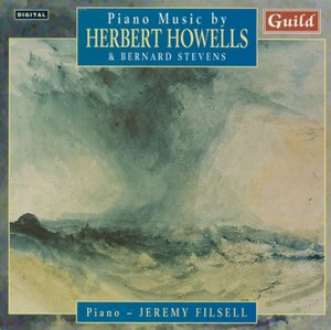 Piano Music by Herbert Howells & Bernard Stevens Details