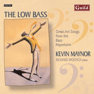 The Low Bass - Great Art Songs from the Bass Repertoire Details